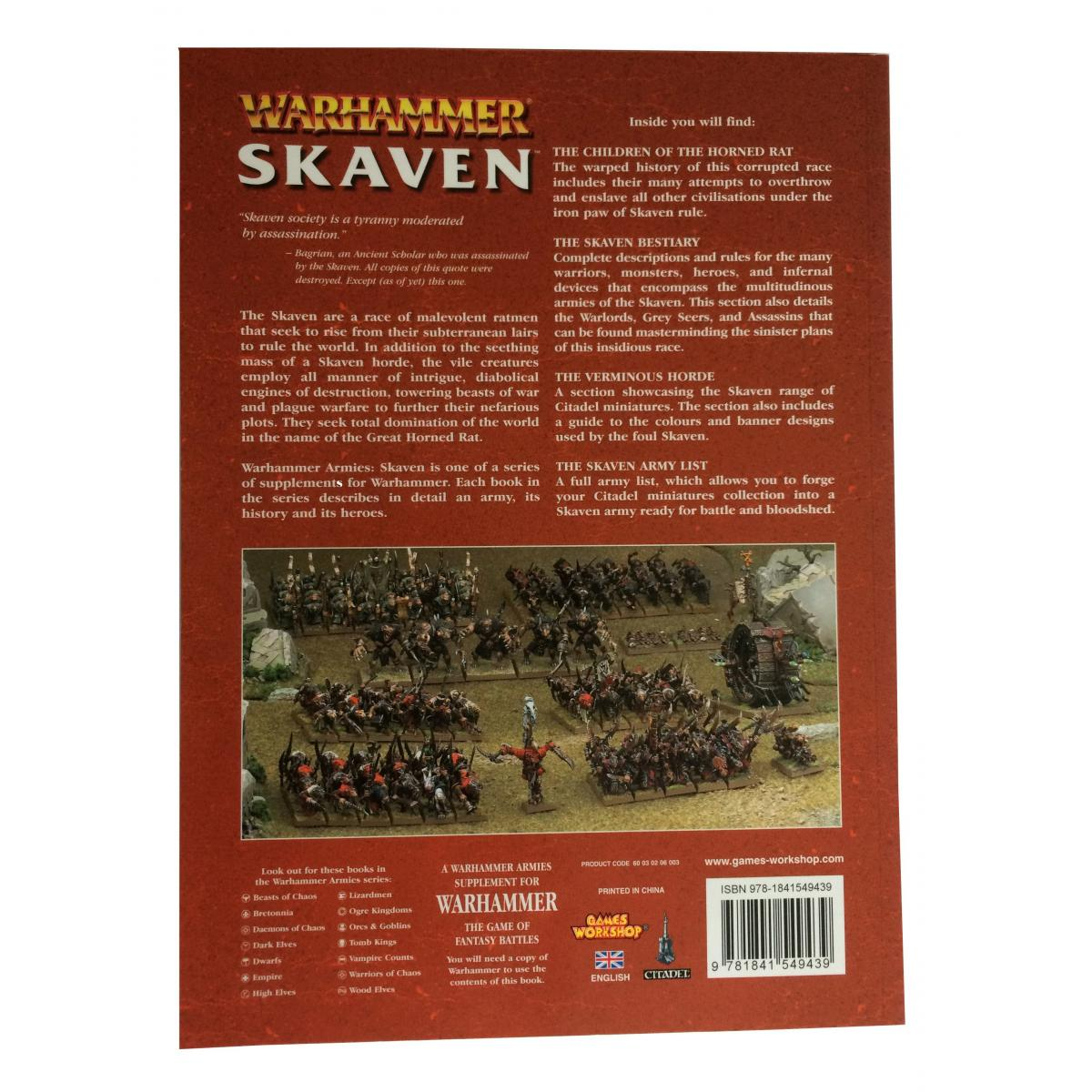 Ogre Kingdoms Army Book
